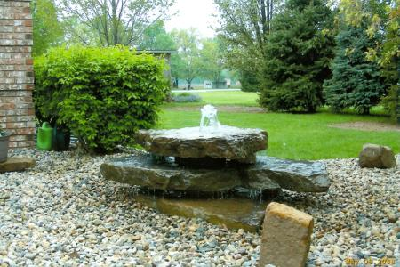 Water Features For Your Landscape Design