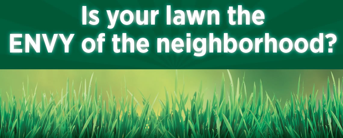 Now Scheduling Phosphorus-Free Fertilization, Lawn Maintenance & Aeration